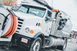 Utilities Truck